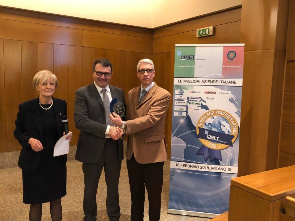 Global Best Practice Award