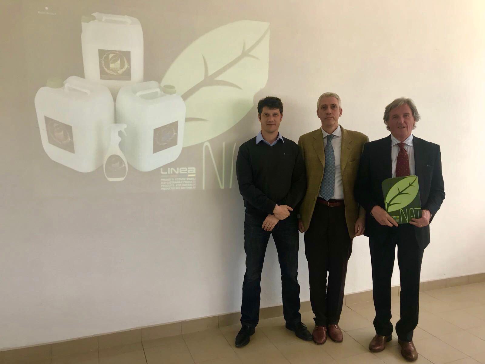 Presentazione Aquafactor e linea NAT a Praga